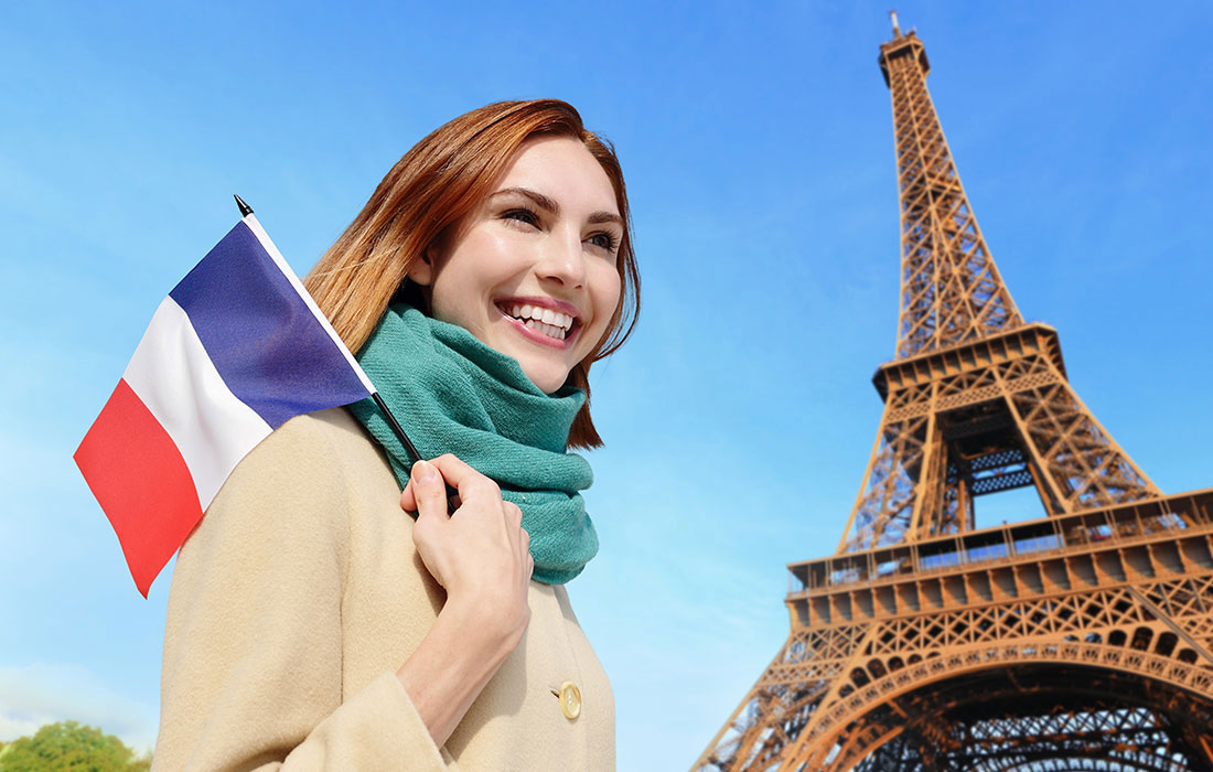 Improve your French in simple steps
